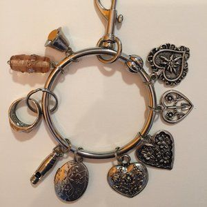 Bracelet and/or Purse Decoration Charms